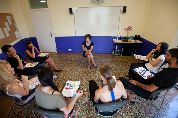 Cursos avanzados para profesores de español